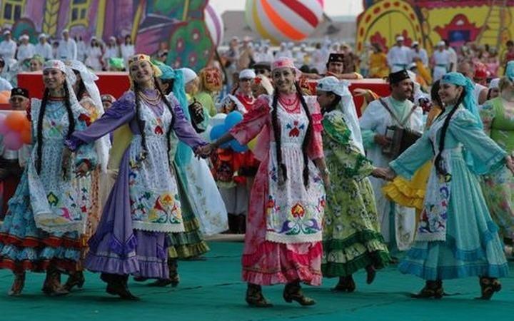 В Омске провели фестиваль татарской культуры