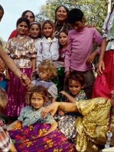 Российские цыгане поставят вопрос о реабилитации крымских цыган