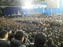 Более трех тысяч жителей Якутии пришли на антимигрантское собрание