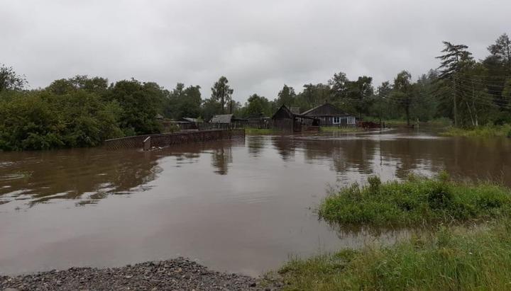 Начат сбор средств для помощи пострадавшим от паводка эвенкам