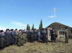 Жертв депортации терского казачества вспомнили в Беслане
