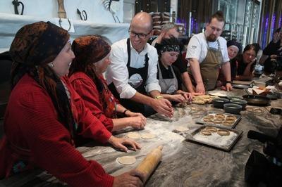 Неделя удмуртской кухни открылась в Москве