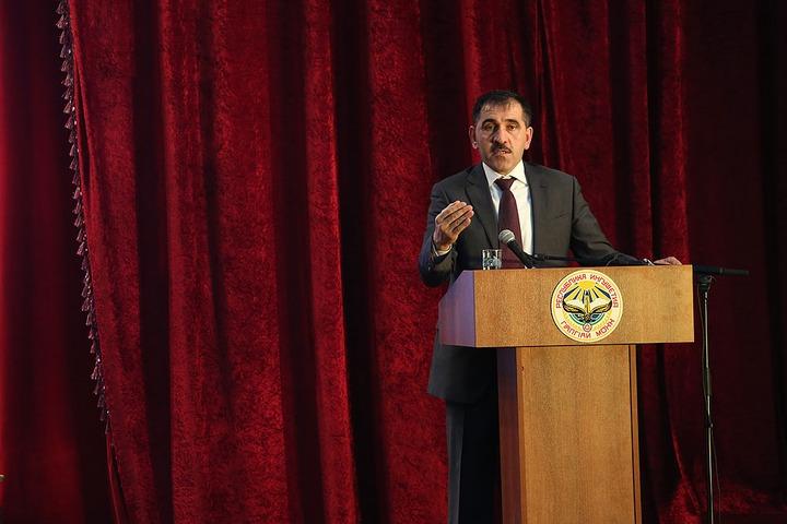 Евкуров: Мы не допустим нарушения территориальной целостности Ингушетии со стороны Чечни