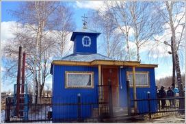 В Татарстане восстановили сожженную кряшенскую церковь