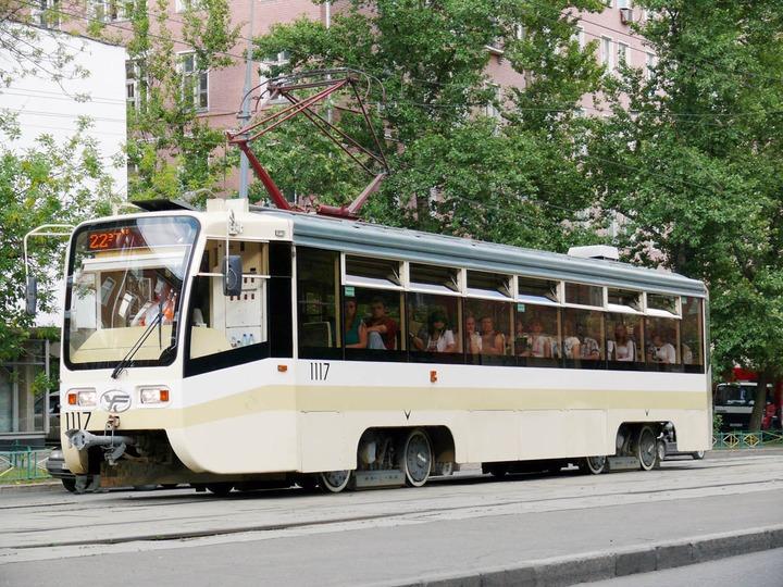 В московском трамвае безбилетники кавказской внешности устроили поножовщину