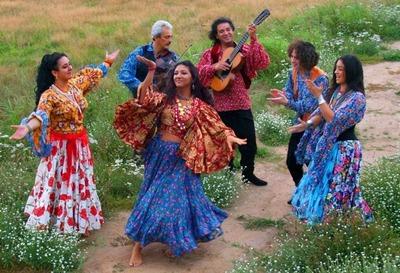 ВЦИОМ: 81% российских цыган считают себя счастливыми