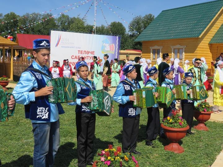 Сабантуй-2014 в Казани