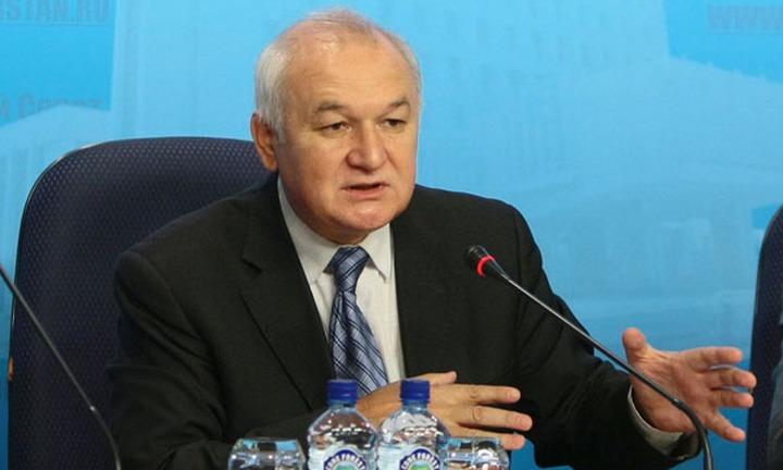 Гильмутдинов стал кандидатом на пост главы Комитета по делам национальностей