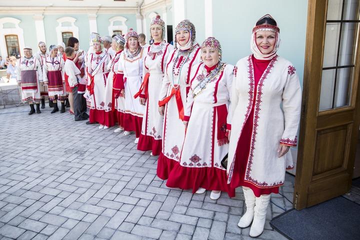 Акатуй в Московском Доме национальностей