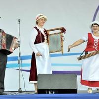 25-летие Азовского немецкого национального района Омской области