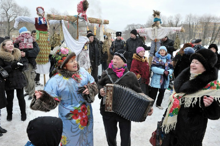 В Иркутске отгуляют казачью Масленицу