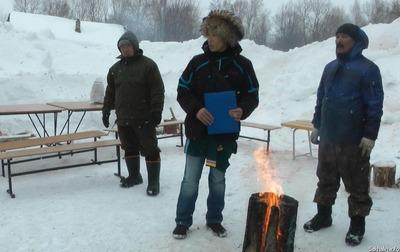На севере Сахалина прошел митинг нивхов против вырубки леса