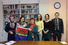 Мурманские саамы будут работать вместе с молодежными лидерами Карелии