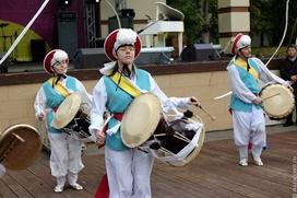 Первый международный молодежный форум корейцев открылся в Москве