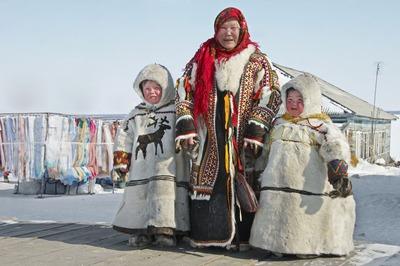 В Ямало-Ненецком автономном округе завершилась неделя ненецкой культуры