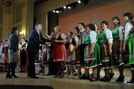 Форум немцев России открылся в Алтайском крае