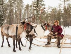Власти ЯНАО выделят 390 млн рублей на обеспечение тундровиков