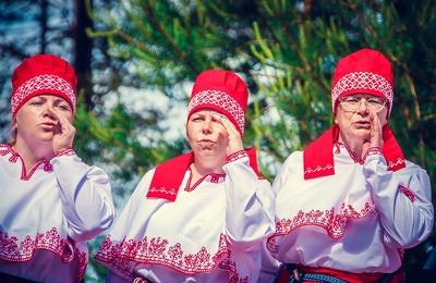 Ненецкую куклу и вепсских певиц привезут в Архангельск