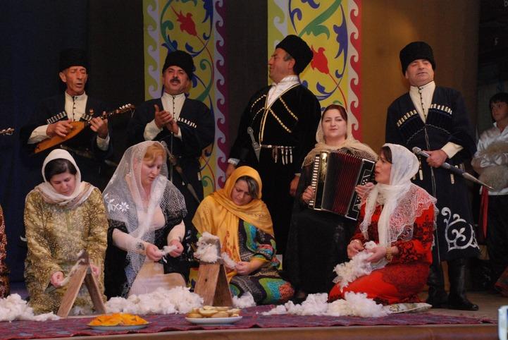 """Кумыкский обряд """"булкъа"""" и аварский """"квасулгвай"""" покажут на выставке в Дагестане"""