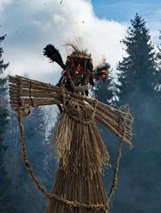 Масленичное шествие и частушечный биатлон пройдут в Удмуртии