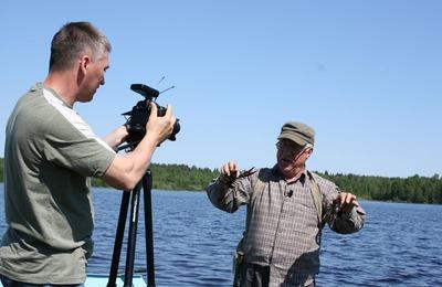 Для нового фильма о коми литературе съемочной группе придется сплавиться по реке