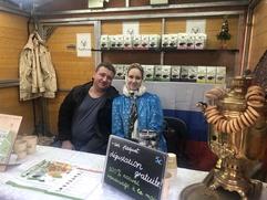 Традиционную марийскую кухню представили на ярмарке во Франции