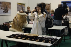 В Центральном Доме Художника прошел День коренных малочисленных народов