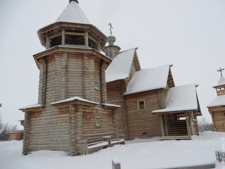 Казачий острог воссоздадут на острове Татышев в Красноярском крае