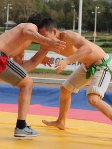 Соревнования по борьбе народов Сибири пройдут на спартакиаде в Москве