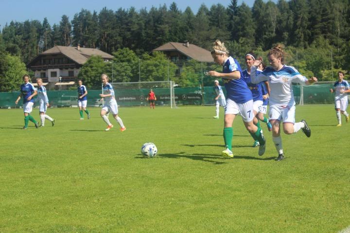 Российские немцы взяли третье и пятое места на чемпионате по футболу среди нацменьшинств
