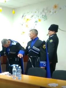 В Ставрополе выбрали нового атамана городского казачьего общества
