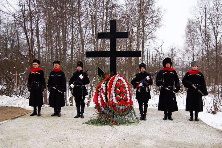 В Москве пройдет акция в память о подвиге казаков