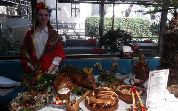 Кафе русской кухни признали лучшим на гастрономическом конкурсе в Ялте