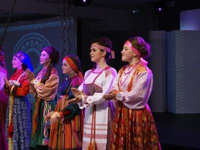 Конкурс красоты среди представительниц коми прошел в Сыктывкаре