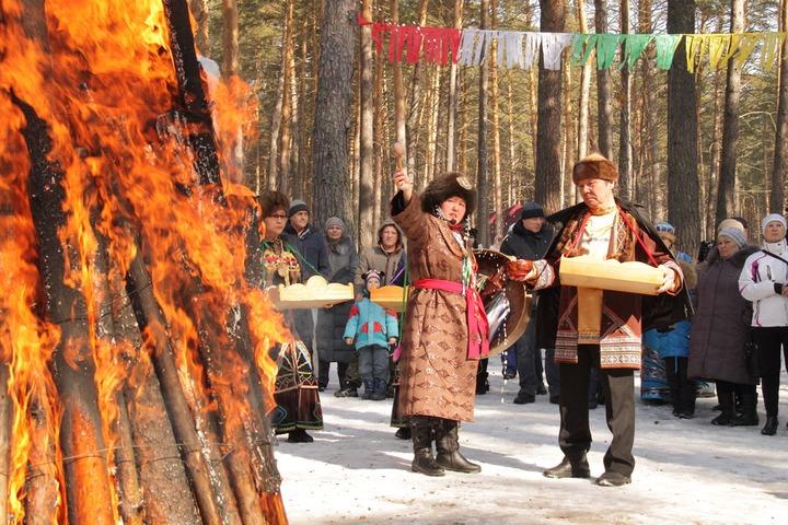 """Праздник """"Чыл-Пажи"""" отметили в Кемеровской области"""