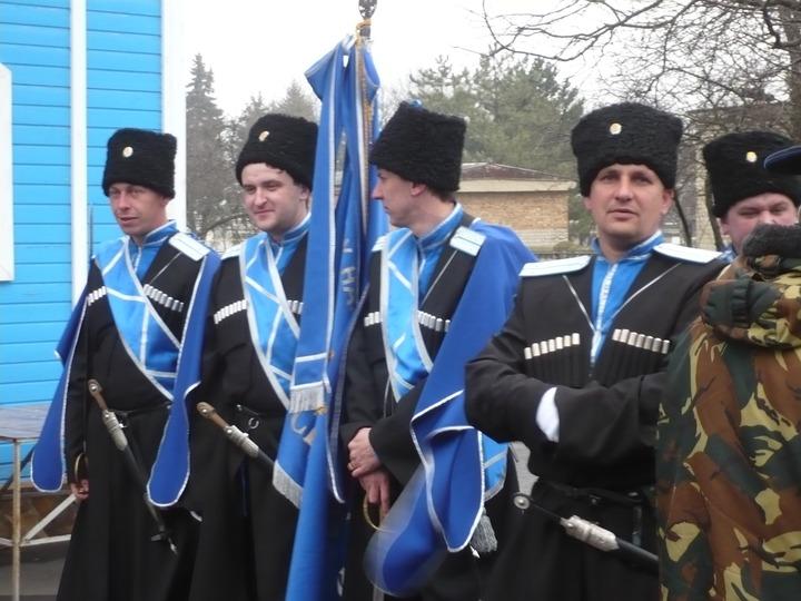 Атаман Терского казачьего общества получил второй по значимости чин