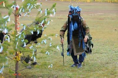 Шаманы решили добиться признания шаманизма официальной религией