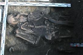Могильник предков манси раскопали в Челябинской области
