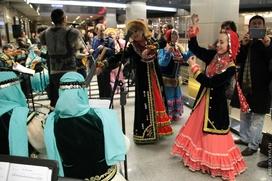 Башкирский флешмоб: пользователи соцсетей публикуют фотографии в национальных костюмах