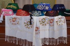 Семинар-показ женского национального костюма крымских татар прошел в Казани