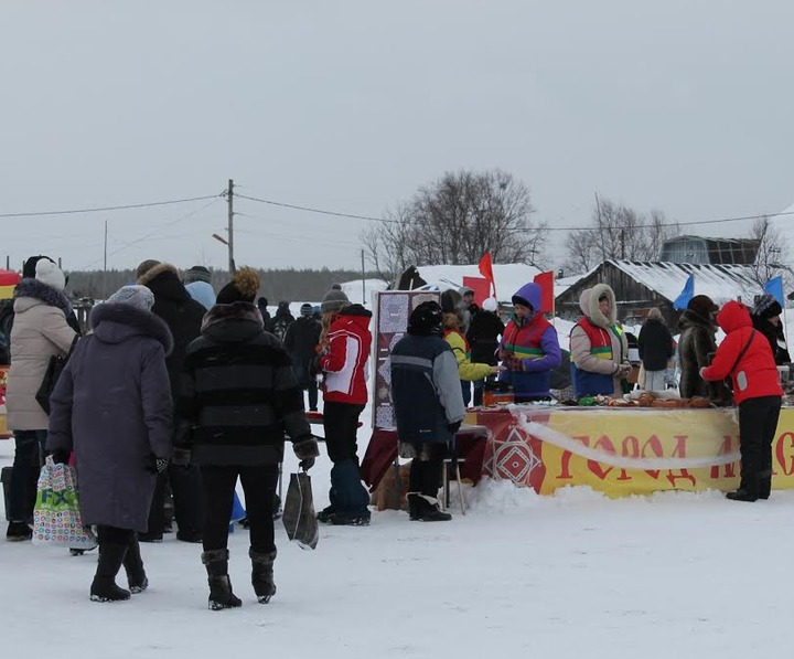 В Ловозере коренные народы отметили День оленевода