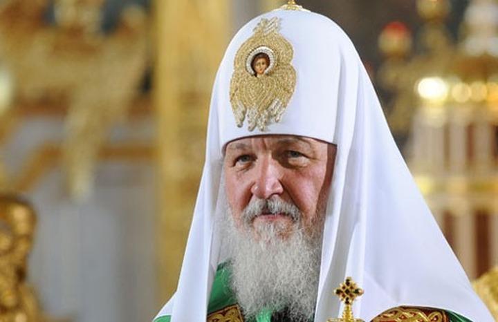 Патриарх Кирилл накануне Пасхи призвал русский и украинский народы к единению