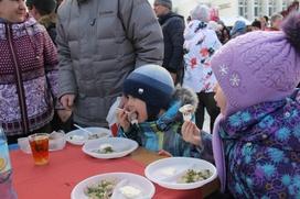 Ижевск стал всемирной столицей пельменей