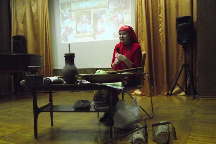 Воронежцам рассказали о старинных предметах быта