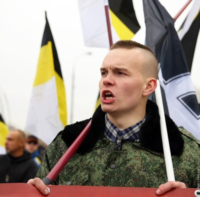 """Участникам """"Русского марша"""" запретили призывать к освобождению Демушкина"""