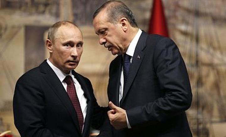 Президент Турции поддержал позицию России по крымским татарам