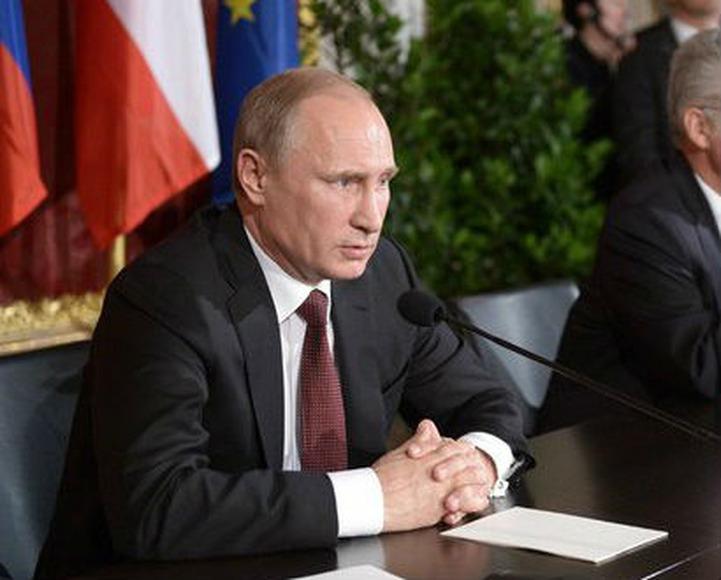Путин: Для нас неприемлемы попытки реабилитировать нацистов