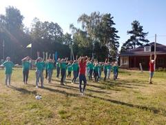 Посвященная Волжской Булгарии и татарскому языку смена открылась в Болгаре