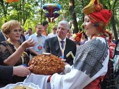 В День города в Краснодаре прошёл многонациональный праздник