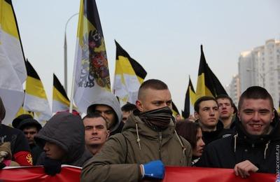 """Националисты подали заявку на проведение """"Русского марша"""" и концерта народной музыки"""